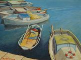Picture - FISHING BOATS